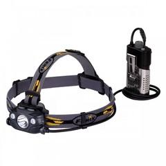 Налобный фонарь Fenix HP30R Cree XM-L2, XP-G2 (R5), черный