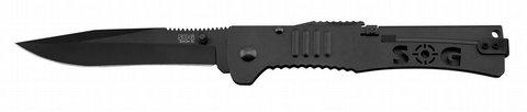Складной нож SlimJim XL Black. Вид 1