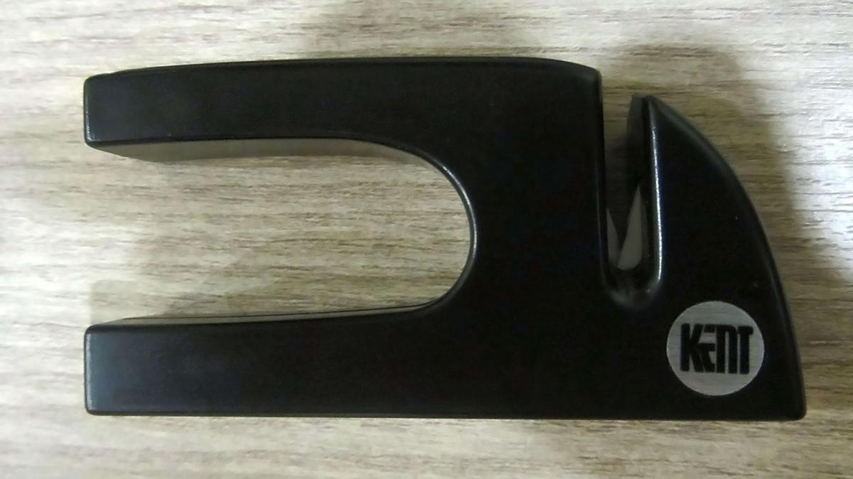 Фото 5 - Точилка керамическая, Tojiro, FK-408, черная