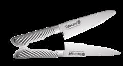 Нож Шефа Tojiro PRO, F-889, сталь VG-10, серый, фото 1
