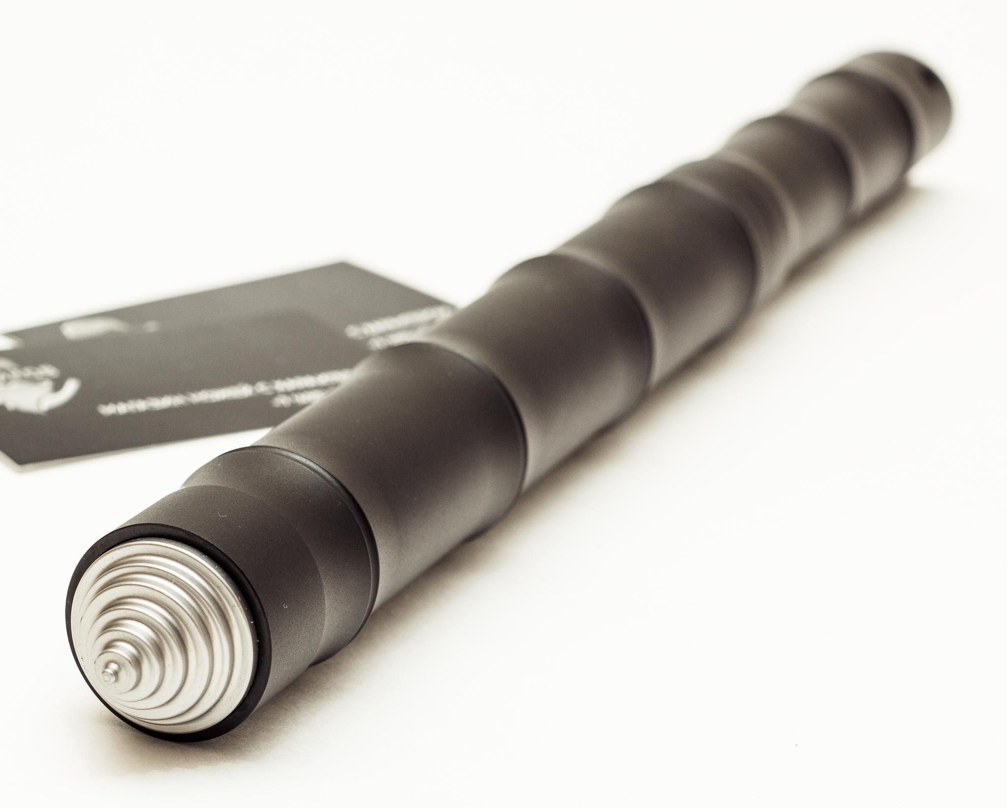 Фото 12 - Нож дубинка скрытого ношения Бамбук от Steelclaw