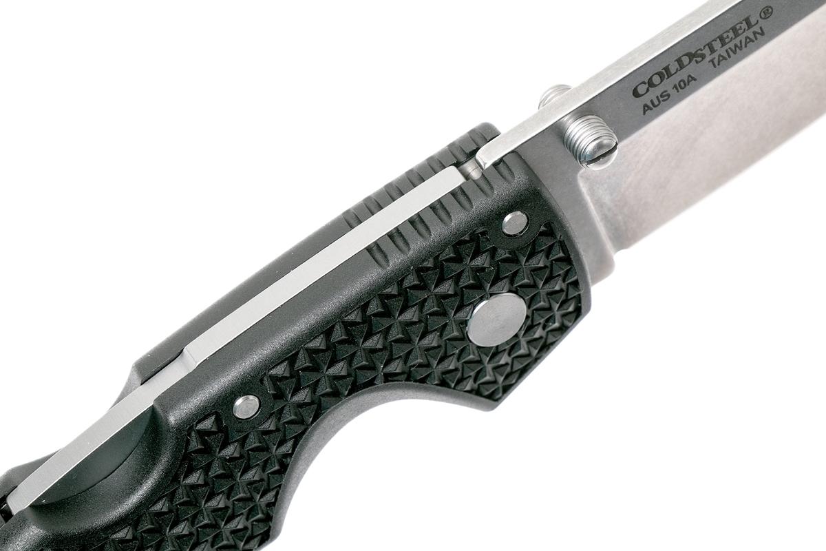 "Фото 8 - Складной нож Voyager Tanto 4"" Plain Edge ,  AUS10A от Cold Steel"