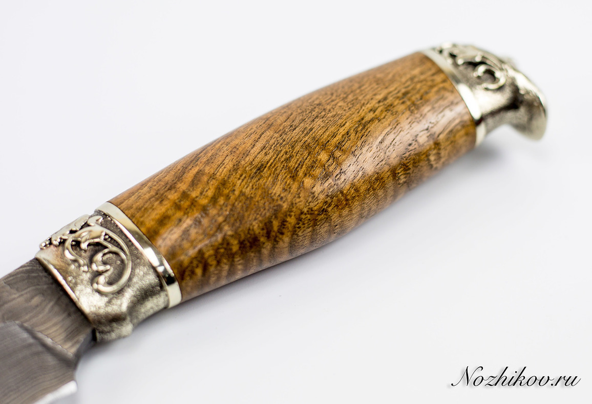 Фото 13 - Авторский Нож из Дамаска №39, Кизляр от Noname