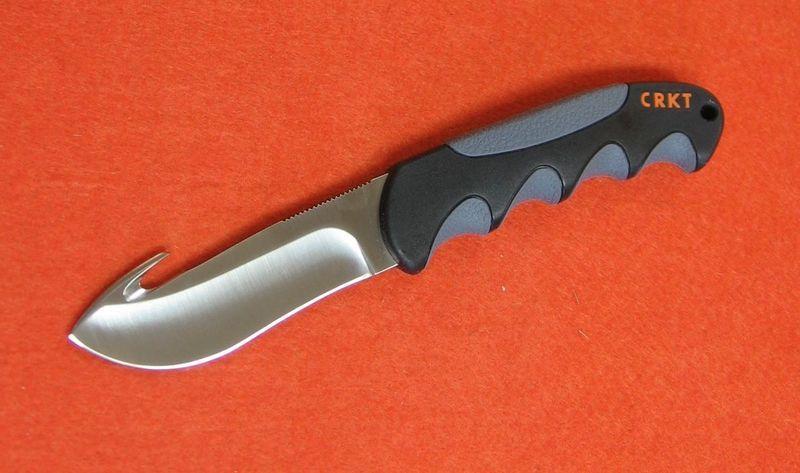 Нож с фиксированным клинком Free Range Hunter Drop Point/Gut Hook нож protagonist drop point сталь 154cm