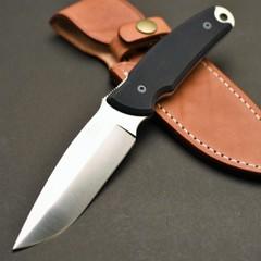Туристический нож G.Sakai, Green Hunter Fixed, VG-10, G-10, фото 1