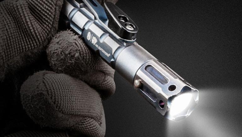 Фото 10 - Многофункциональная тактическая ручка Defender от HX OUTDOORS