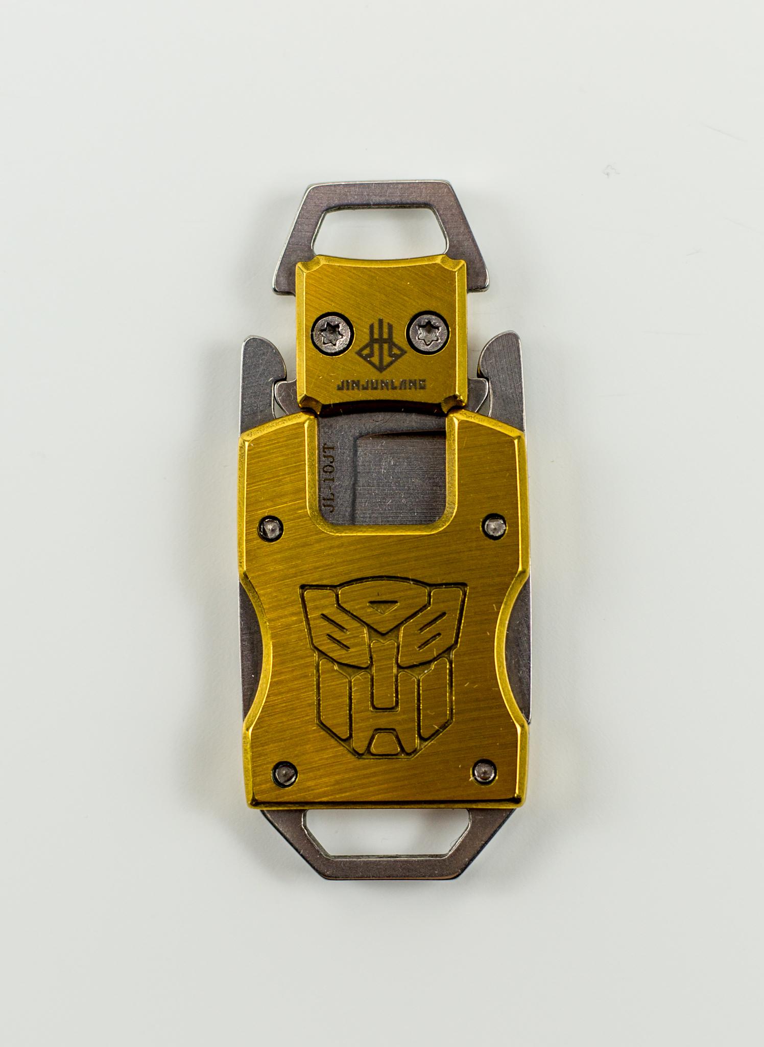 Фото 17 - Шейный нож Prime Gold от Noname