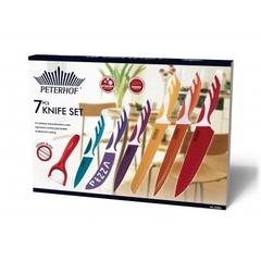 Набор кухонных ножей Peterhof  PH-22369