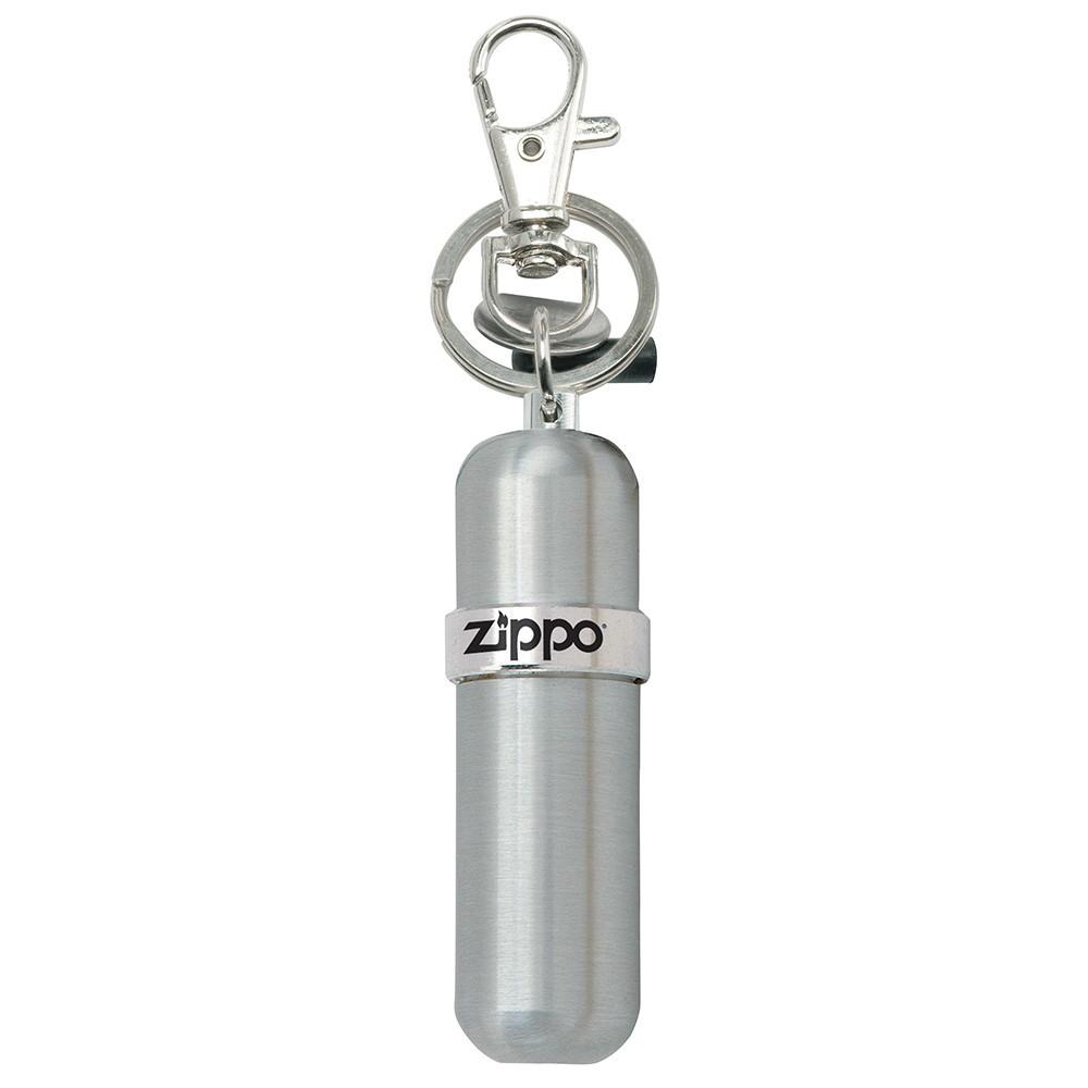 Баллончик для топлива ZIPPO, алюминий, серебристый