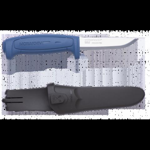Нож Morakniv Basic 546, синий - Nozhikov.ru