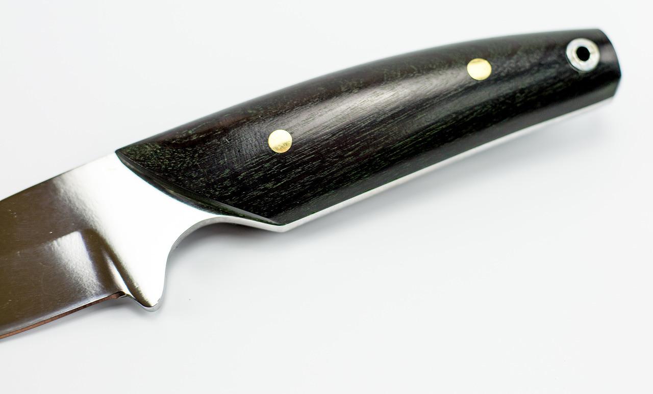 Фото 8 - Нож цельнометаллический Вуди, Х12МФ от Павловские ножи