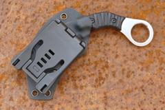 Керамбит Колючка, сталь AUS-8, фото 4