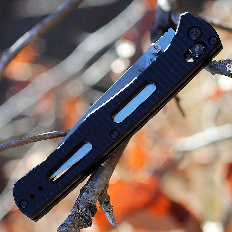 Фото 3 - Складной нож Benchmade Fact 417, сталь S30V, рукоять алюминий