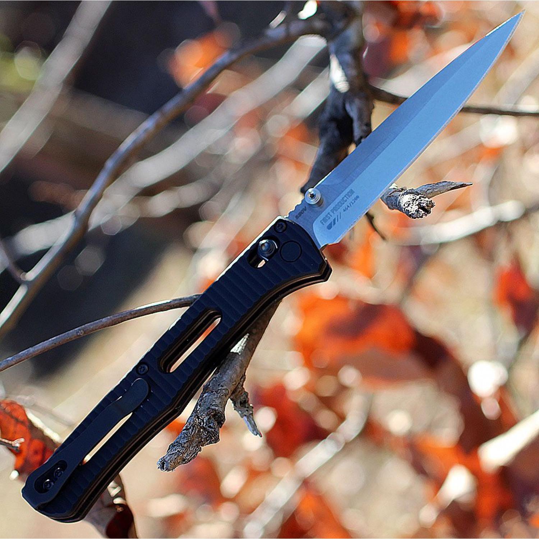 Фото 5 - Складной нож Benchmade Fact 417, сталь S30V, рукоять алюминий