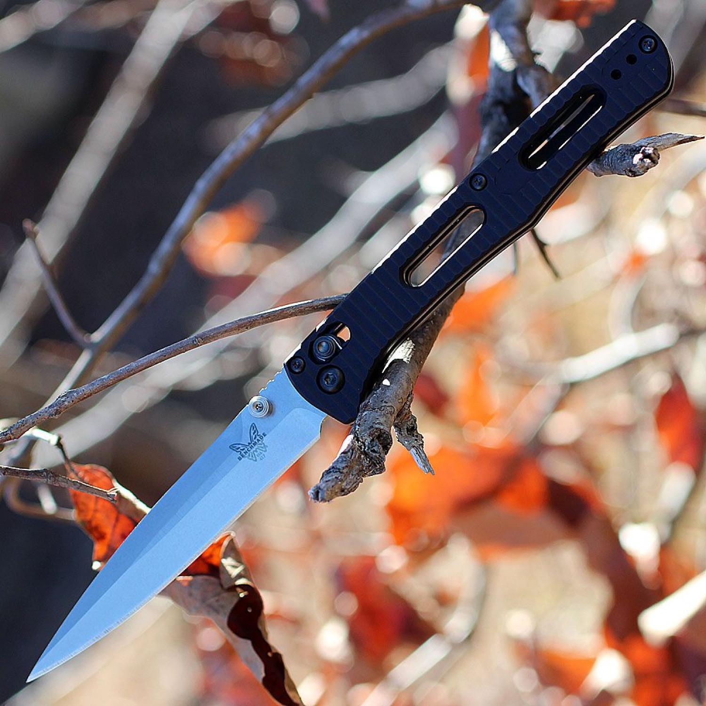 Фото 6 - Складной нож Benchmade Fact 417, сталь S30V, рукоять алюминий