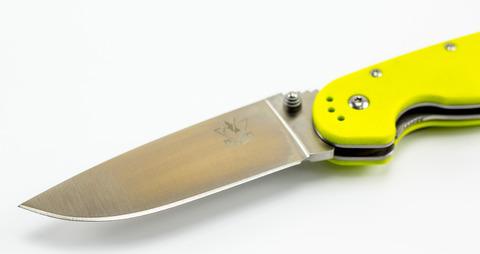 Складной нож Крыса 6, сталь 9Cr18MoV. Вид 3