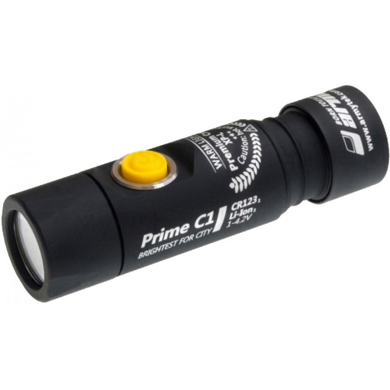 Фото - Фонарь светодиодный Armytek Prime C1 v2, 800 лм, аккумулятор аккумулятор