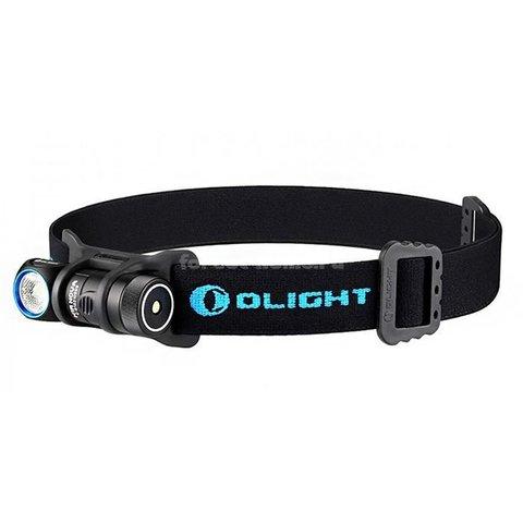 Фонарь налобный Olight H1R Nova CW (комплект)