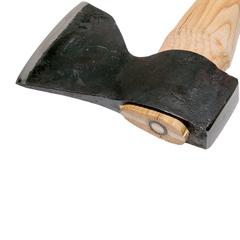 Топор плотницкий классический Hultafors, сталь шведская, рукоять дерево гикори, фото 6