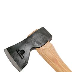 Топор плотницкий классический Hultafors, сталь шведская, рукоять дерево гикори, фото 7