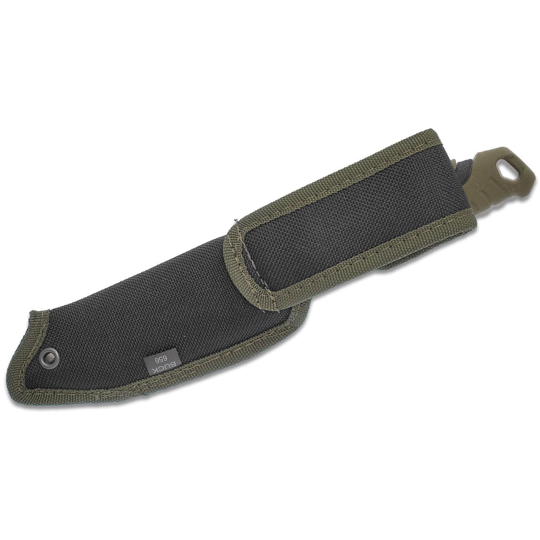 Фото 4 - Нож Pursuit Large Guthook - BUCK 0657GRG, сталь 420HC, рукоять термопластик