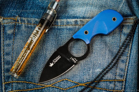 Шейные ножи - городского ношения