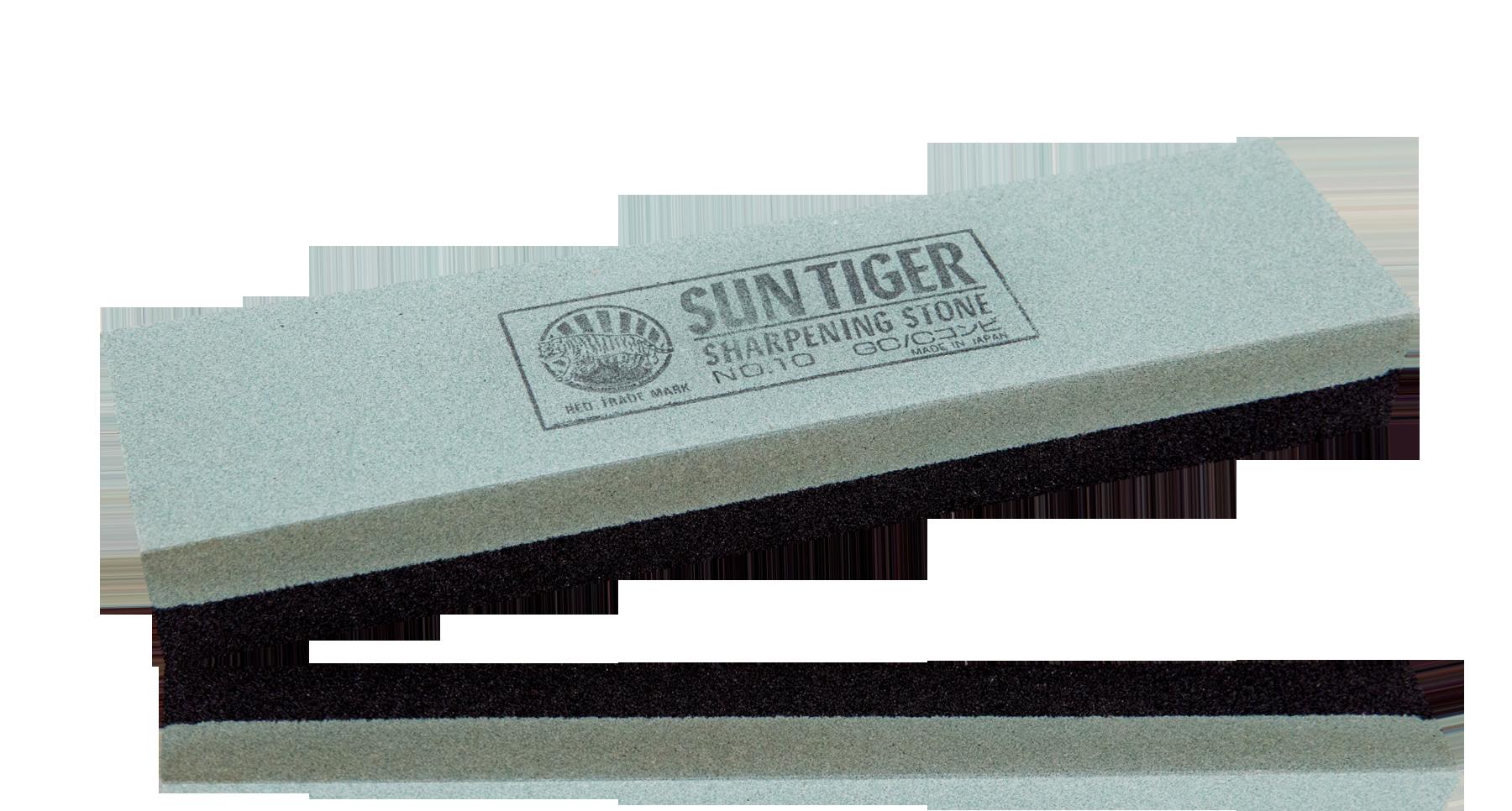 Камень точильный водный 205*50*25мм комбинированный без подставки #0250/0120, Suntiger подставки