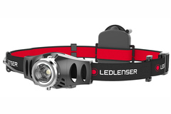 Фонарь светодиодный налобный LED Lenser H3.2, 120 лм., 1-AAA, фото 1