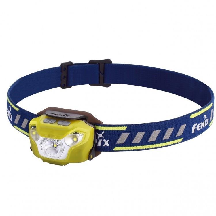 Налобный фонарь Fenix HL26R XP-G2 (R5), желтый налобный фонарь fenix hl26r xp g2 r5 голубой