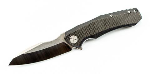 Складной нож Miker Carbon сталь D2. Вид 1