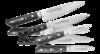 Набор кухонных ножей Hatamoto Wave HW-SET01, микарта, сталь VG-10 - Nozhikov.ru