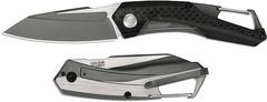 Складной нож Kershaw Reverb K1220, сталь 8Cr13MoV, рукоять G-10/карбон, фото 5