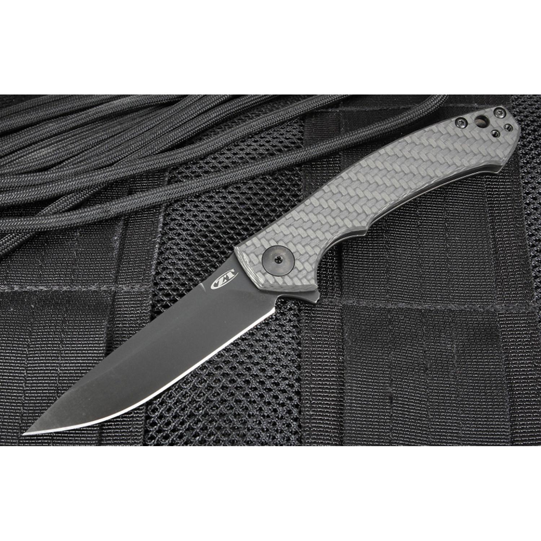 Фото 10 - Нож складной Zero Tolerance 0450CF, сталь CPM S35VN, рукоять карбон/титан