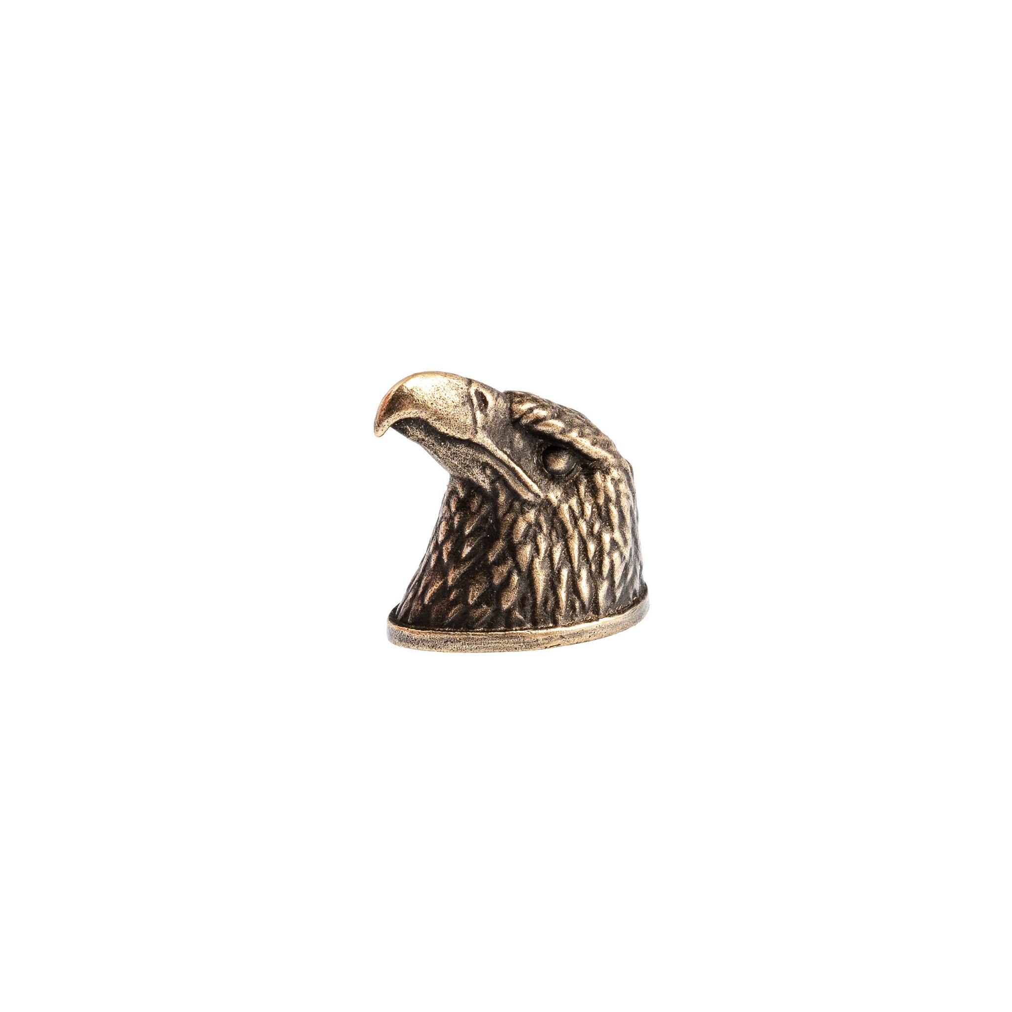 Бусина для темляка Орел, Pacu Bronze