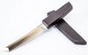 Нож Танто, сталь 95х18, деревянные ножны - Nozhikov.ru