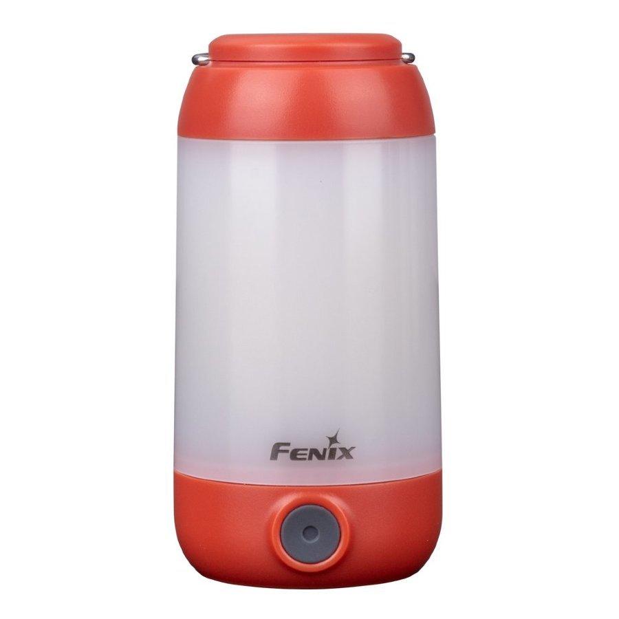 Фонарь Fenix CL26R красный цены