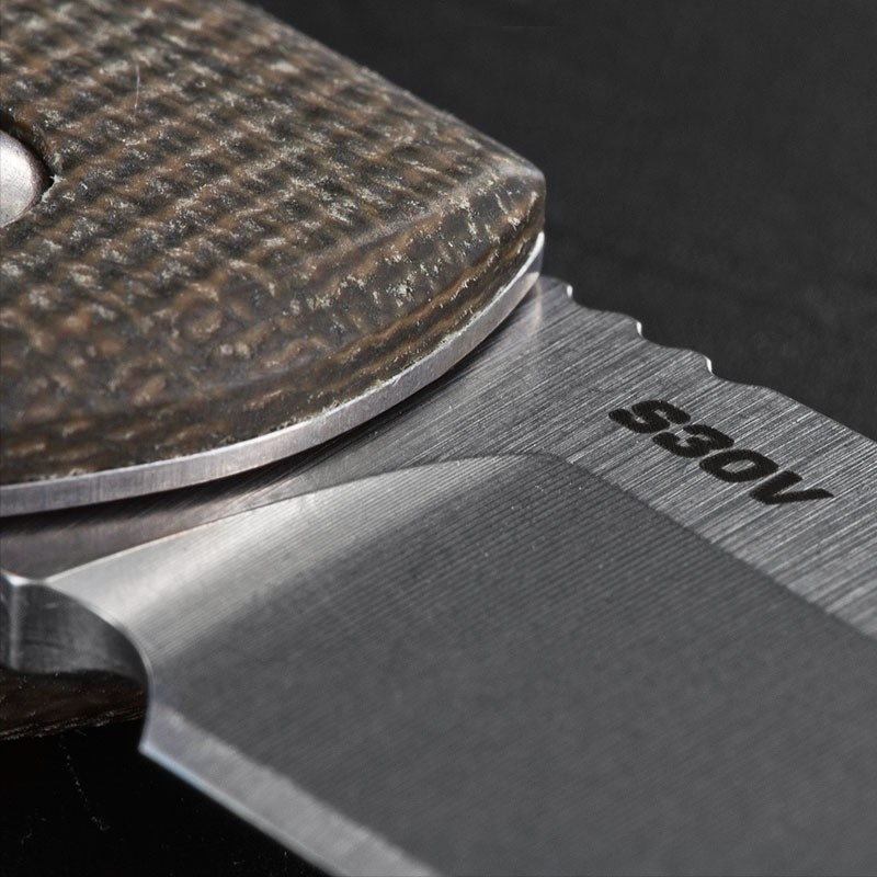 Фото 5 - Нож складной Benchmade Proper 318, сталь CPM S30V, рукоять микарта