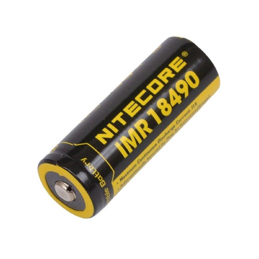 Аккумулятор Nitecore IMR18490