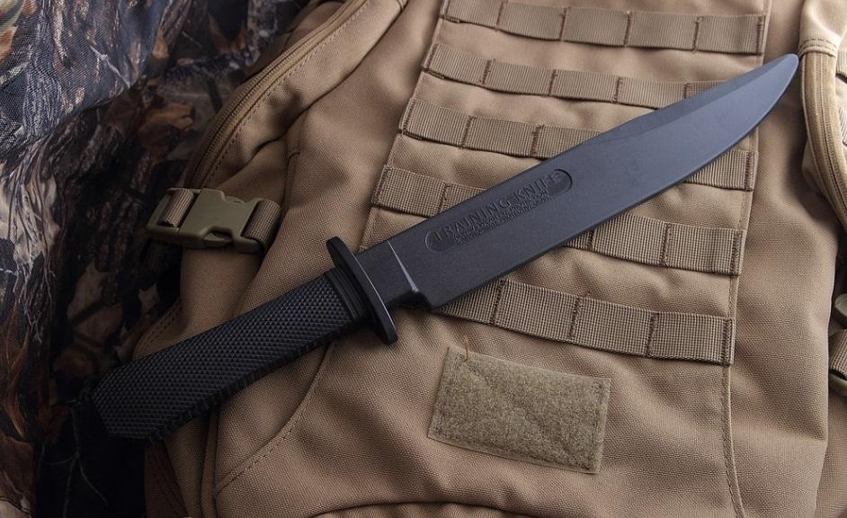 Фото 8 - Тренировочный нож - Laredo Bowie , пластик от Cold Steel