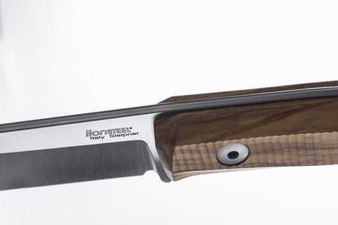 Нож LionSteel B40 ST, сталь Sleipner, рукоять Santos. Вид 2