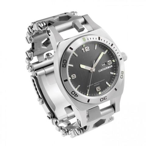 Часы мультитул Leatherman Tread™ Tempo с браслетом - Nozhikov.ru