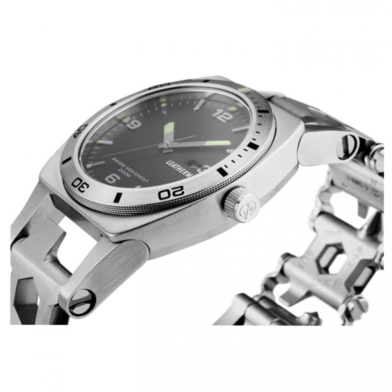 Фото 8 - Часы мультитул Leatherman Tread™ Tempo с браслетом