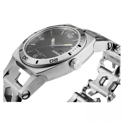 Часы мультитул Leatherman Tread™ Tempo с браслетом. Вид 4