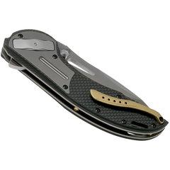 Складной нож CRKT XOC, сталь CTS-XHP, рукоять Carbon Fiber, фото 4