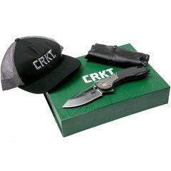 Складной нож CRKT XOC, сталь CTS-XHP, рукоять Carbon Fiber, фото 10