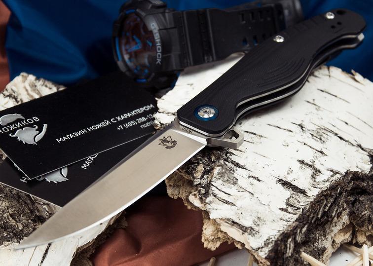 Фото 5 - Складной нож Денди от Steelclaw