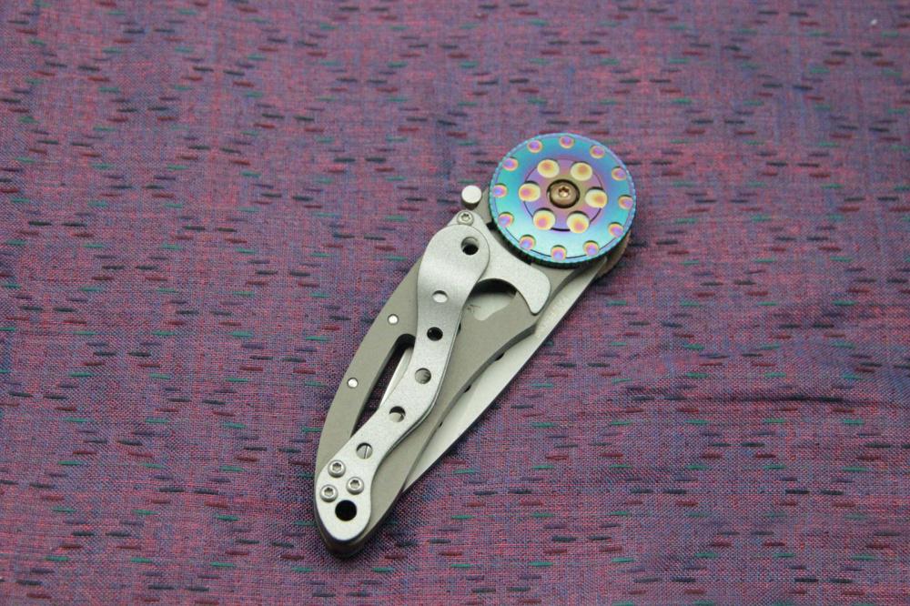 Фото 3 - Складной нож CRKT Snap Fire (CR/5011), сталь AUS-8, рукоять сталь 410