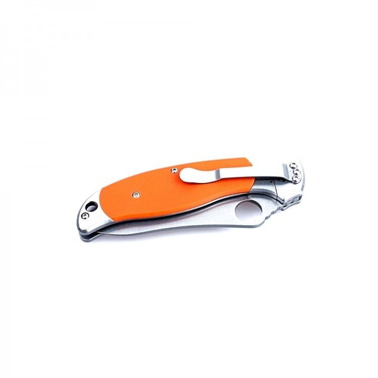 Фото 8 - Нож Ganzo G7372, оранжевый