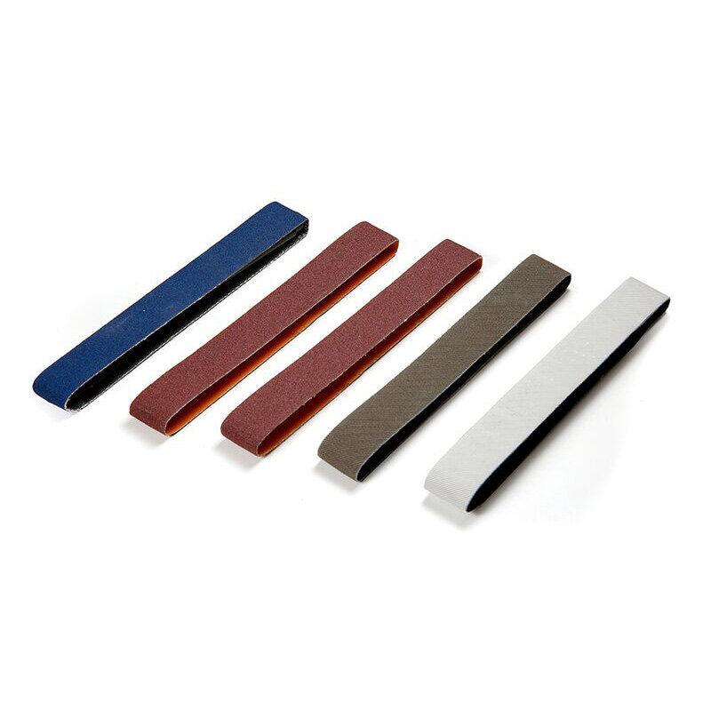 Набор сменных ремней Work Sharp Master belt Kit, 5 шт от Worksharp