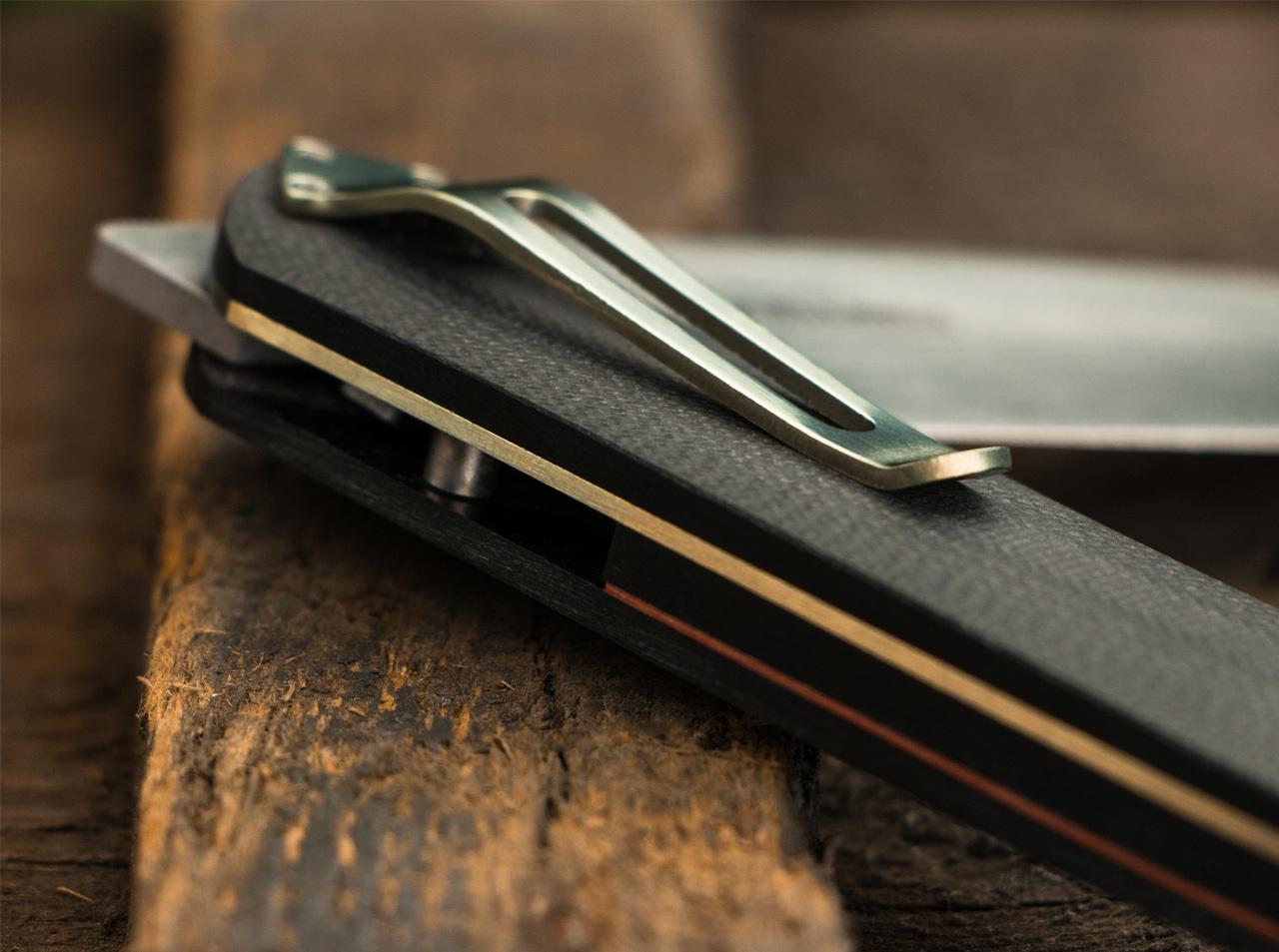 Фото 13 - Складной нож Exskelibur 1 VG-10, Boker Plus 01BO032, сталь VG-10 Satin Plain, рукоять стеклотекстолит G10, чёрный